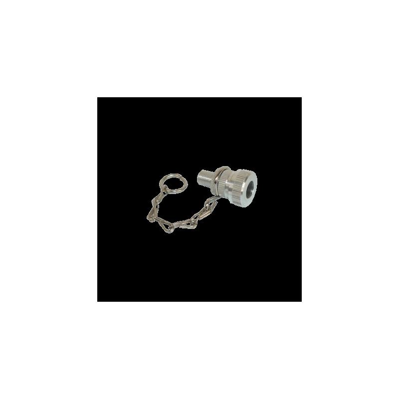 Presta adaptor with chain